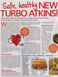 Atkins Turbo Diet