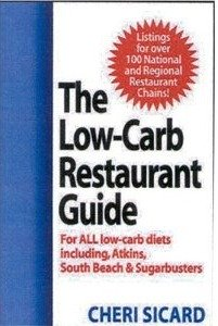 Low Carb Restaurant Guide